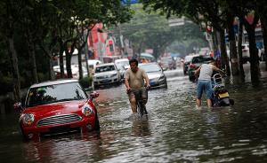 梅雨季如何才能不看海?我国城市道路排水标准至少要提高一倍