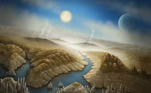 """""""另一个地球""""的海洋会蒸发殆尽,地球15亿年后也会这样?"""