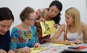 外国学生热衷到中国游学,上海暑期接待量7年猛增26倍