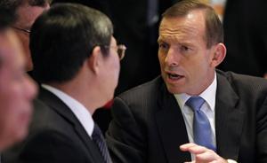 澳总理阿博特:黑匣子在一公里的范围内