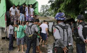 缅甸大赦包括刚被判刑的155名中国伐木工,即将移交中方