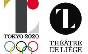 东京奥运会徽被指抄袭,比利时一剧场标记设计师致函要求停用