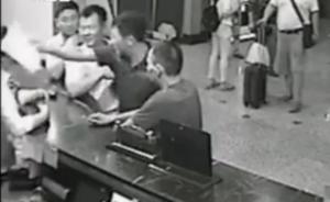 南京一住建局官员酒后打前台踢保安还袭警:我是处长我有钱
