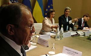 乌克兰问题改变美欧俄三边关系,中国应重视该动向
