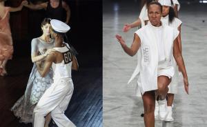 走秀像舞蹈一样自由,时装史上的6个经典瞬间