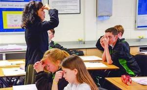 BBC中式教育纪录片第二集再遭疑:学生课堂烧水喝对抗老师