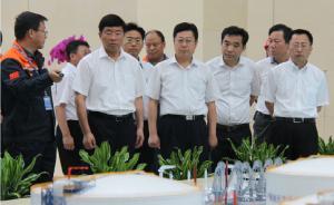 滨海新区刚举办危险化学品事故应急救援队伍应急拉动演练活动