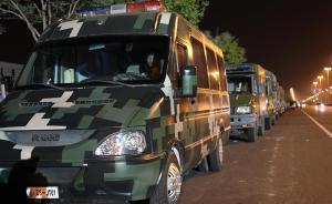 解读天津爆炸事故救援:为何出动防化兵?