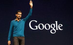 全球科技界崛起印度帮,谷歌新CEO皮查伊:中国不是黑洞