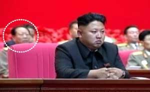 朝鲜塌楼事故责任官员再次现身,陪金正恩出席大会
