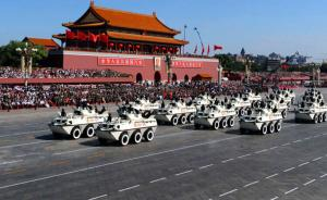 """解放军少将回应""""抗战阅兵是秀肌肉"""":如能维护和平,那就值"""
