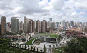 """官方否认""""上海静安闸北两区合并"""":系谣传,或为房产商炒作"""