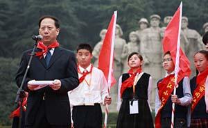 江苏省委副书记石泰峰兼任苏州市委书记,蒋宏坤不再担任