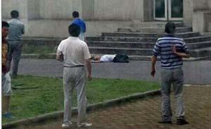 铜陵有色董事长韦江宏坠楼身亡,公告称具体原因正在调查