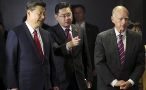 """习近平谈华盛顿州和西雅图市与中国之缘,望合作""""换挡提速"""""""