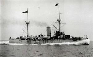 """黄海""""丹东一号""""身份谜团破解:确定为甲午海战致远舰"""
