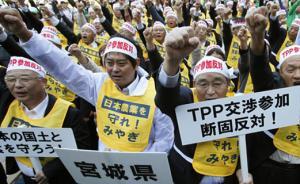 日本设TPP综合对策总部包括所有内阁成员,农业政策成焦点