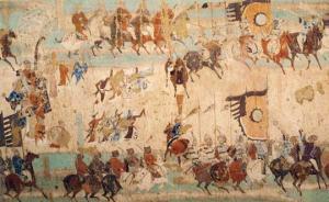 史思明是突厥人还是粟特人?或与李白是老乡