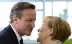 难民潮让英国人更想退出欧盟,德国能有什么办法?