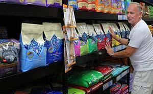 美国宠物疑吃中国产食品致死?质检总局回应称无科学依据