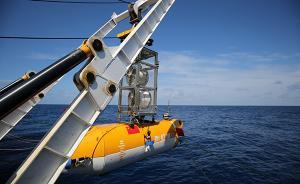 中国万米载人深渊器完成四千米深潜,将挑战全球海洋最深处