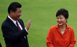 朴槿惠在韩屋为习近平夫妇特设午宴,破格晚宴午宴连着请