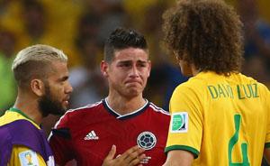潘采夫:这么多年的世界杯,我却记住的都是哭