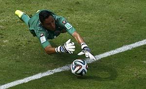 """为何巴西世界杯盛产门神,新用球""""桑巴荣耀""""功不可没"""