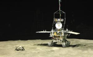 """中国""""玉兔""""号月球圈地4000平方米,被命名为广寒宫"""