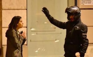 中国摄影师直击法国恐怖袭击:共和国广场被封锁