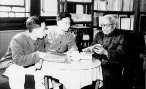 乐黛云:《我们三代人》是汤一介那代知识分子的交往史