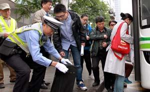 上海紧急通知:公交枢纽站、重点线路开展一个月专项安检