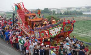 我看厦门港送王船:闽南人怎么过海洋狂欢节