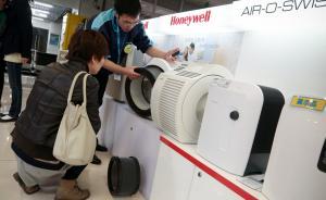 """中国空气净化器销量大跌,""""空气质量改善""""说被狂批"""