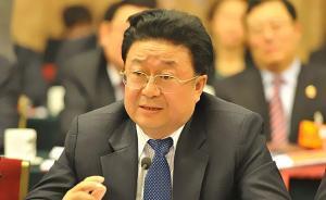 最高检:内蒙古乌海市委书记侯凤岐等3厅官被立案侦查或逮捕
