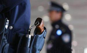 广西遭民警枪击男子身亡,警方:拒检强闯,民警鸣枪示警所致