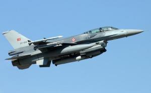 俄军方:土战机锁定俄战机时,已深入到叙领空内2公里位置