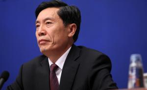 福建省委常委、组织部部长姜信治出任中组部副部长