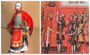 贵族骑士传统为何会在中华大地消失
