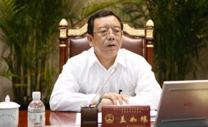 打虎脚步没停!62岁黑龙江人大常委会党组书记盖如垠落马