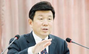 安徽省政协副主席韩先聪被查,三名落马高官曾任职滁州