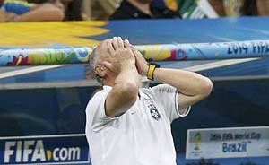 巴西7战被灌14球,成84年来失球最多的世界杯东道主
