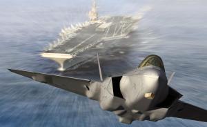 """美军祁观〡迟到的新对手——""""高大不全""""的F-35"""