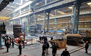 鞍钢2012年被环保部通报,至今拒不停产继续排污也不整改