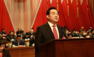 周铁根当选江苏徐州市市长,此前已任代市长