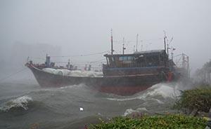 海南灾民质疑台风预警,官方:非人力可控确超出预料