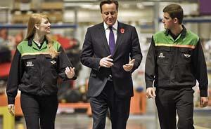 """失业年轻人越来越多,英国拟设""""技术学位""""培养本土人才"""