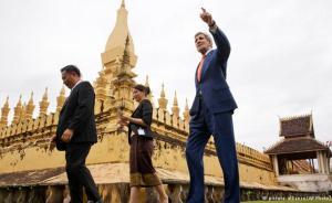 克里亚洲访问首站老挝,外媒称其意在拉拢东盟国家应对中国