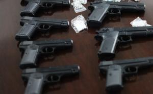 广东玩具小贩贩卖仿真枪案,检方作出不起诉决定