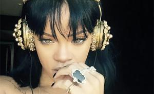 听蕾哈娜的新专辑,要配这9款时髦利器